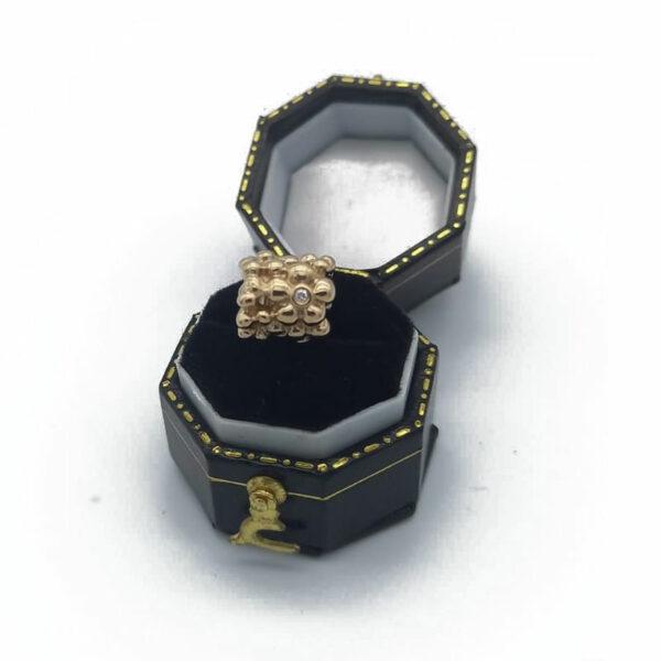 Pandora Charm Gelbgold