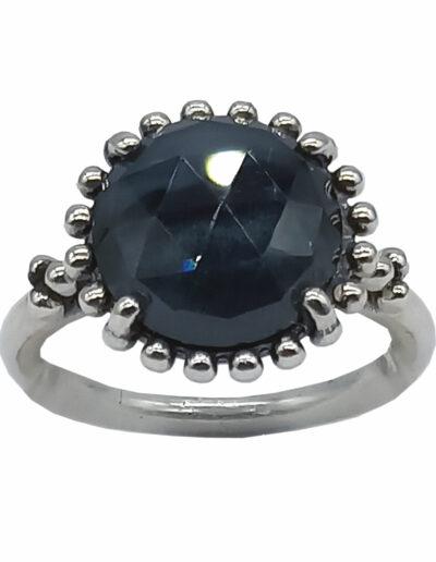 Pandora Silberring 56 85a